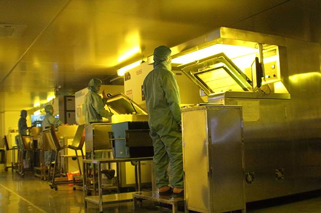 内层线路全自动CCD曝光机